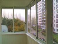 выдержит ли натяжной потолок на балконе зимой фото