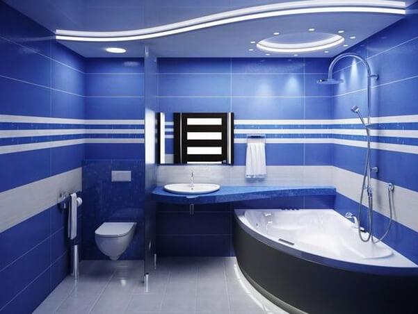 натяжной туалет влажность фото